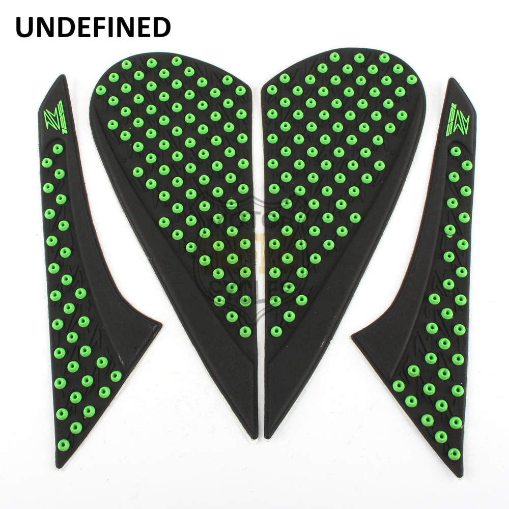 Motorcycle Accessories & Parts Buy Cheap For Kawasaki Z125 Z 125 2016-2017 Rubber Motorcycle Sticker Tank Traction Pad Side Knee Grip Protector Decal Pegatinas Moto Chills And Pains Motorbike Accessories