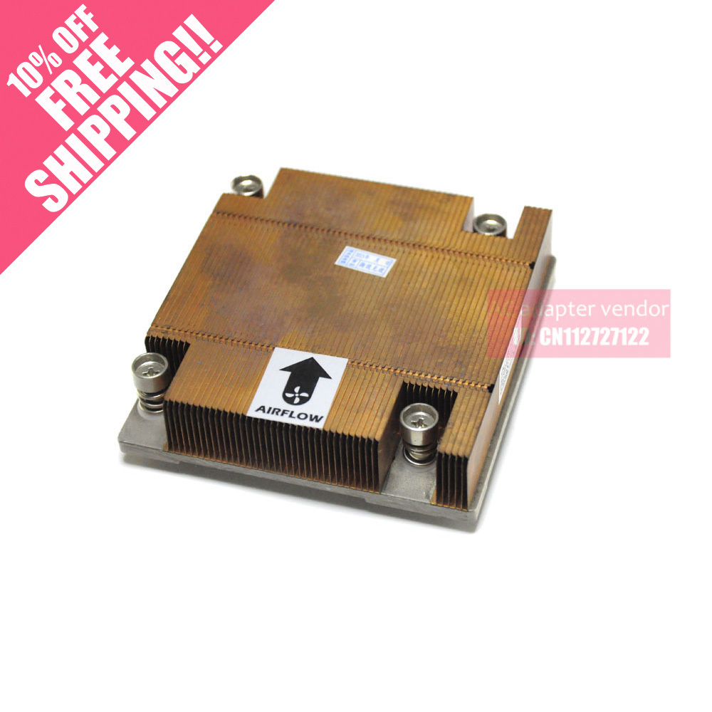 FOR DELL  R415 Server heat sink heat sink PE R415 radiator 535X9 original blade server for dell m600 jw560 radiator