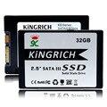 """KINGRICH 2.5 """"SATA II SSD de 32 GB Solid State Disk 8 GB 16 GB 2-Channel Para Laptop Notebook PC Discos Rígidos de computador"""
