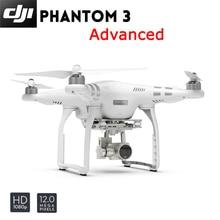 DJI Phantom 3 Advanced GPS Drone with 2.7K 12 Megapixel HD Camera – Brand New drone with camera rc plane