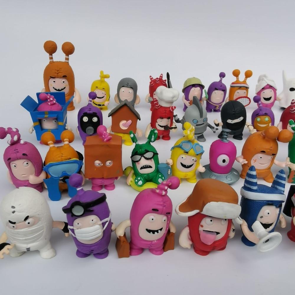 Mini Coches Lote Oddbods De Figuras Y uTlFKc15J3