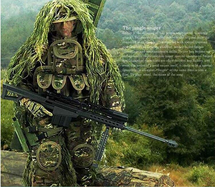 Neuheit 1/6 Soldat Action Figure SniperMilitary Armee Spielzeug für ...