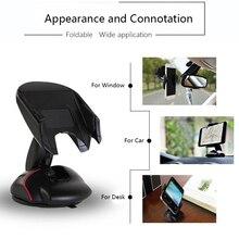 Sucker Universal Car Phone holder for Mobile phone holder LANZERO windshield mount Cell phone holder SmartPhone stand Car holder стоимость