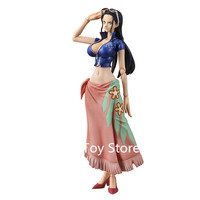Anime Figure One Piece MegaHouse Nico Robin PVC Action Figure Collectible Model Toy 18CM