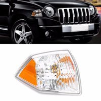Car Styling Right Side Marker Parking Turn Signal Corner Light Right Side For Jeep Compass 07