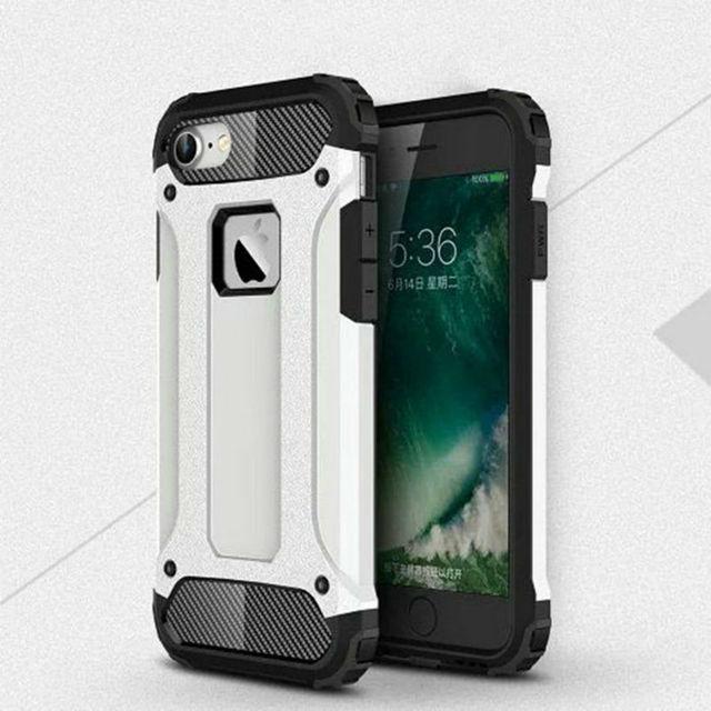 For Apple Iphone 7 4 7 Capsule Carbon Fiber Black Case Silicone