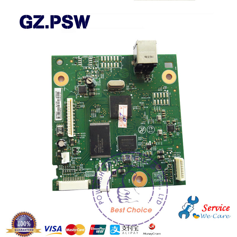 2X Original Formatter Board Formatter PCA logic Board Mainboard CZ172 60001 For HP M125A 125A HP125A