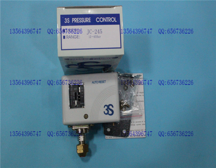 3s pressure switch single electro controller JC-245 3s pressure switch single electro controller hns 220 page 8