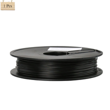 1 Roll 3D Printer Filament ABS Black 1.75mm 0.5KG Dimensional Accuracy +/- 0.02mm. For Anet 3D Printer