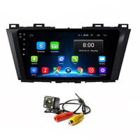 Android 8.1 Car Radio Multimedia GPS Player for Mazda 5 2010 2013 Car Stereo Auto with Wifi Mirror Link Bluetooth