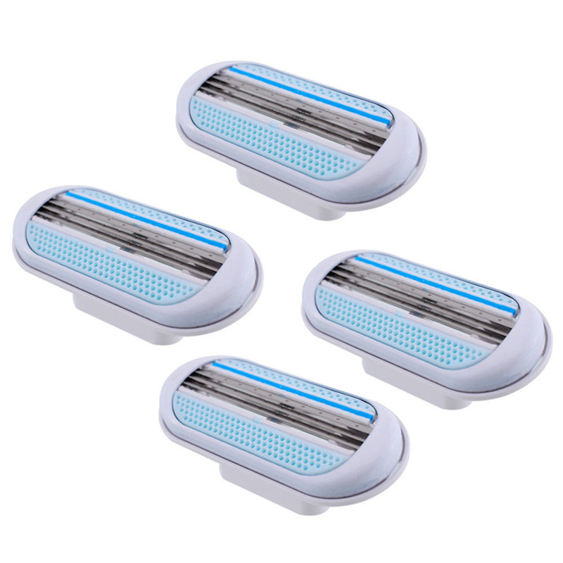 Quality Women Safety Razor Blade Shaving Shaver Razor Blades Replacement Head For Gillettee Venuse Epilator Hair Removal 2