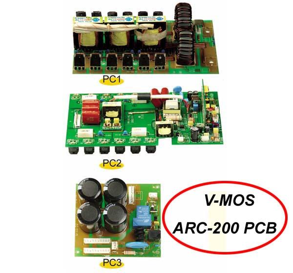 Transistor de efecto de campo ZX7 200 (AC220V) PCB con soldador - Equipos de soldadura - foto 2