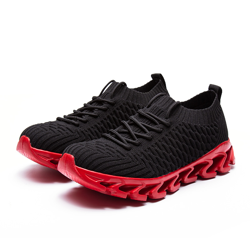 Air Masculino Plus Adulto Chaussures black Red Plein En De Sneakers Vol Tissage Mâle Hommes Mans Formateurs La Occasionnels Mode White Black Tenis Taille black 7qT8qxwU