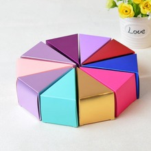 Colorful Wedding Candy Box Paper Candy Bags Wedding Party Gift Bags Gift Boxes for Gifts Birthday Party Decors Kids Party Favors цена и фото