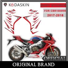 KODASKIN Motorcycle 2D Fairing Emblem Sticker Decal for CBR1000RR 2017-2018