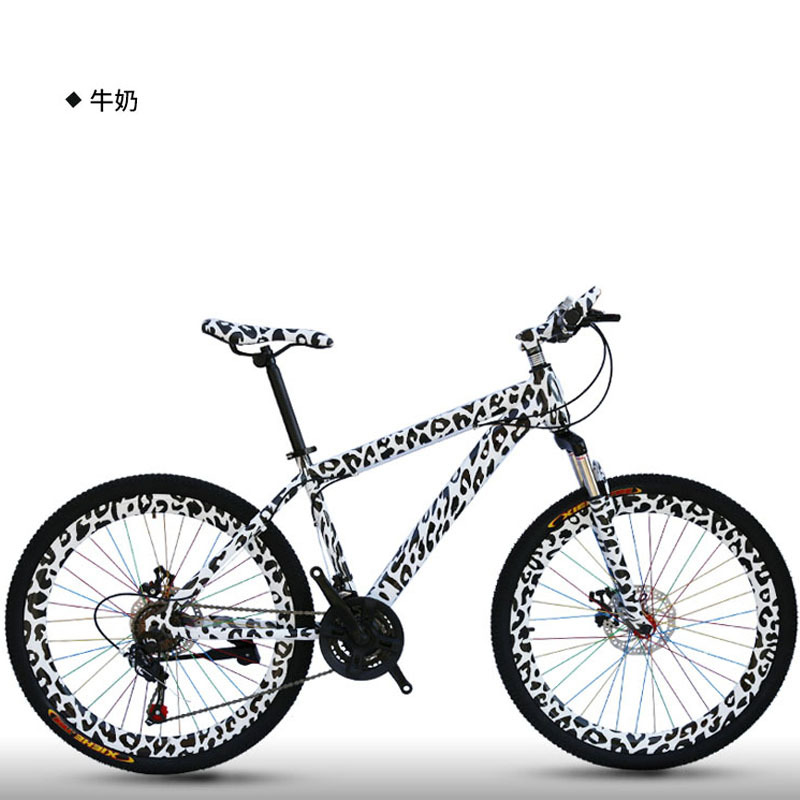 Adult Mountain Bike For Man And Women  Outdoor Sports Student Mtb Bicicletas