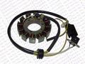 12 Spulen 6 Drähte 115 MM Magneto Ständerwicklung Für Kazuma XinYang Jaguar 500 500CC ATV Quad Teile