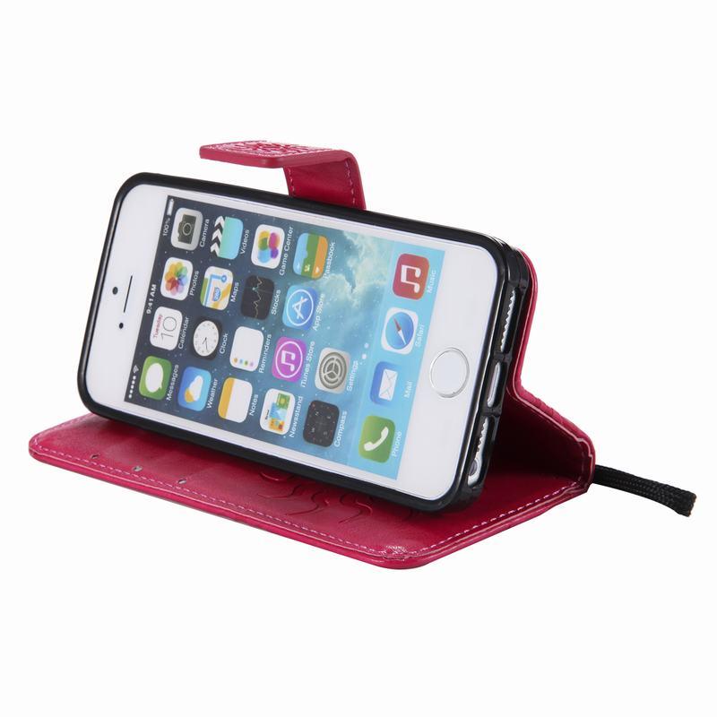 custodia iphone 5c flip