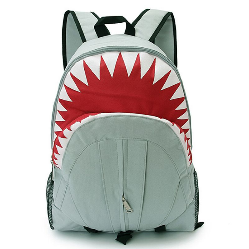 Popular Shark Backpack-Buy Cheap Shark Backpack lots from China ...