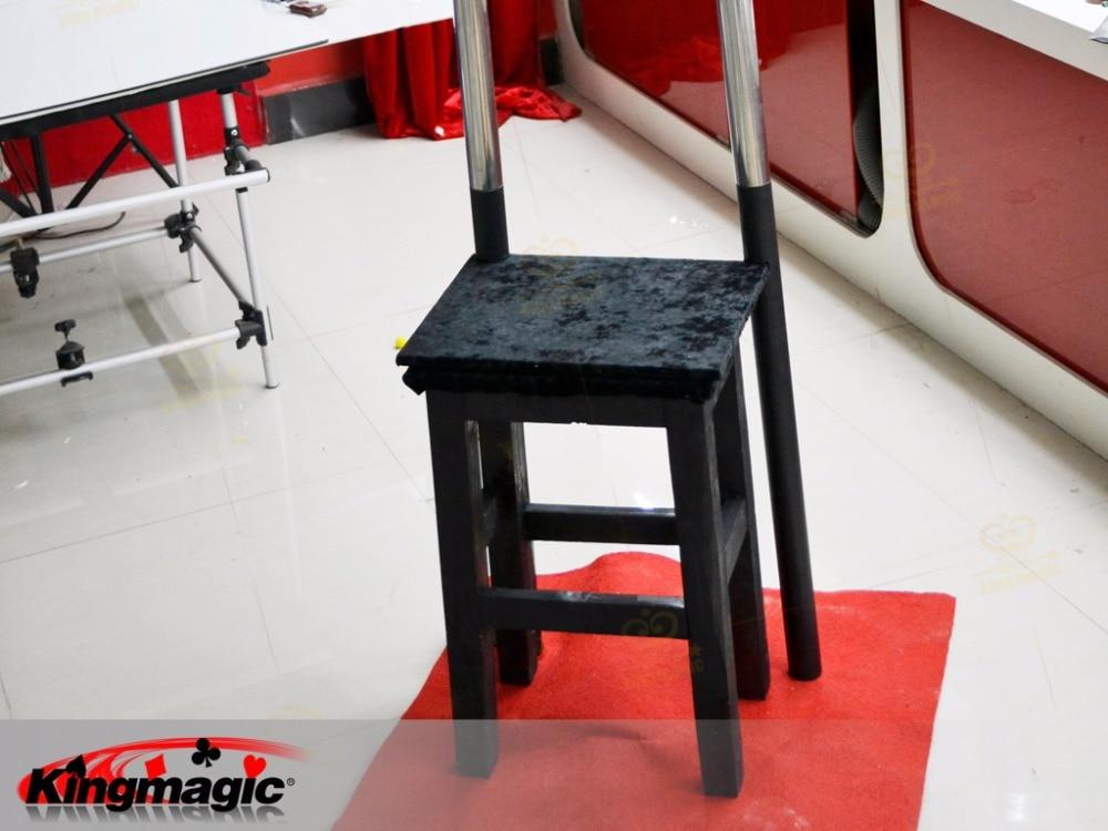 Tours de magie tabouret lévitation Illusion magique scène magique - 2