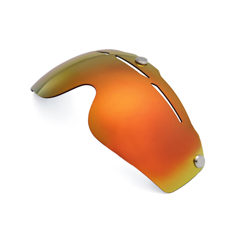 Walleva Polarized Replacement Lenses for Giro Air Attack Shield Helmet 8 colors available