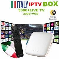 Ipremium MIGO SmartTV Box With 1 Year Portugal Germany Albania Turkey Italy IPTV Hotclub Adult 3500