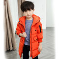 Children's clothing boy children long winter jacket coat cotton-padded jacket in qiu dong outfit cotton-padded clothes
