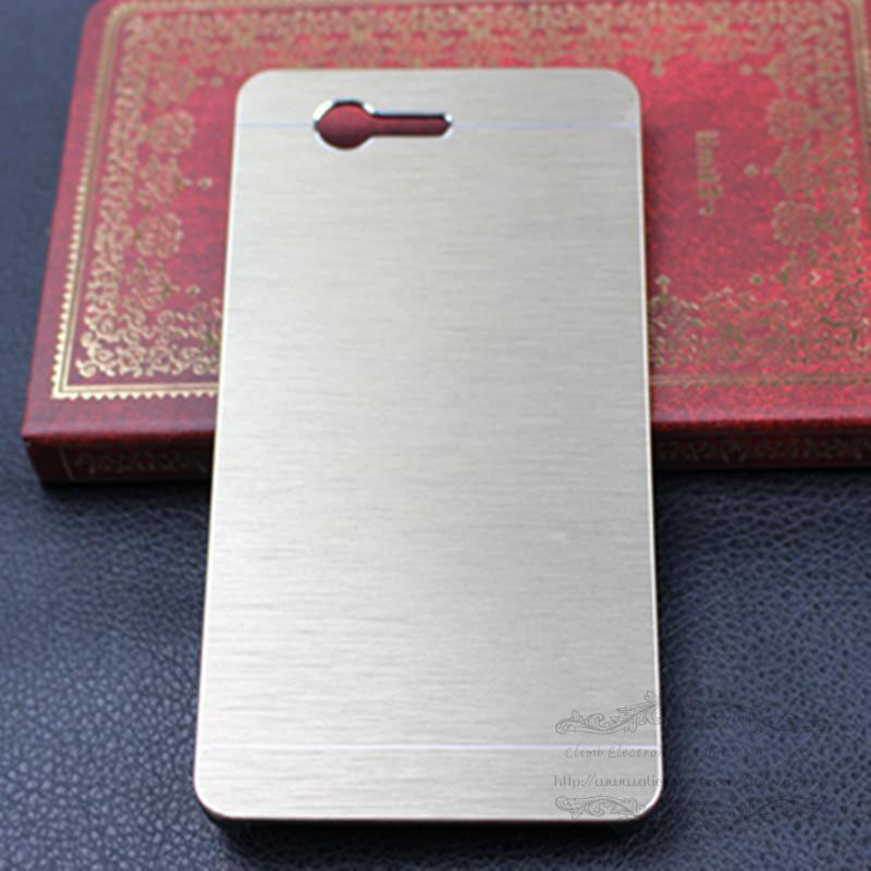 <font><b>Mobile</b></font> <font><b>Phone</b></font> Cases Aluminum Brush Hard Metal Case for Sony <font><b>Xperia</b></font> <font><b>Z3</b></font> MINI Compact Case <font><b>Cover</b></font> Protective <font><b>Mobile</b></font> <font><b>Phone</b></font> Cases