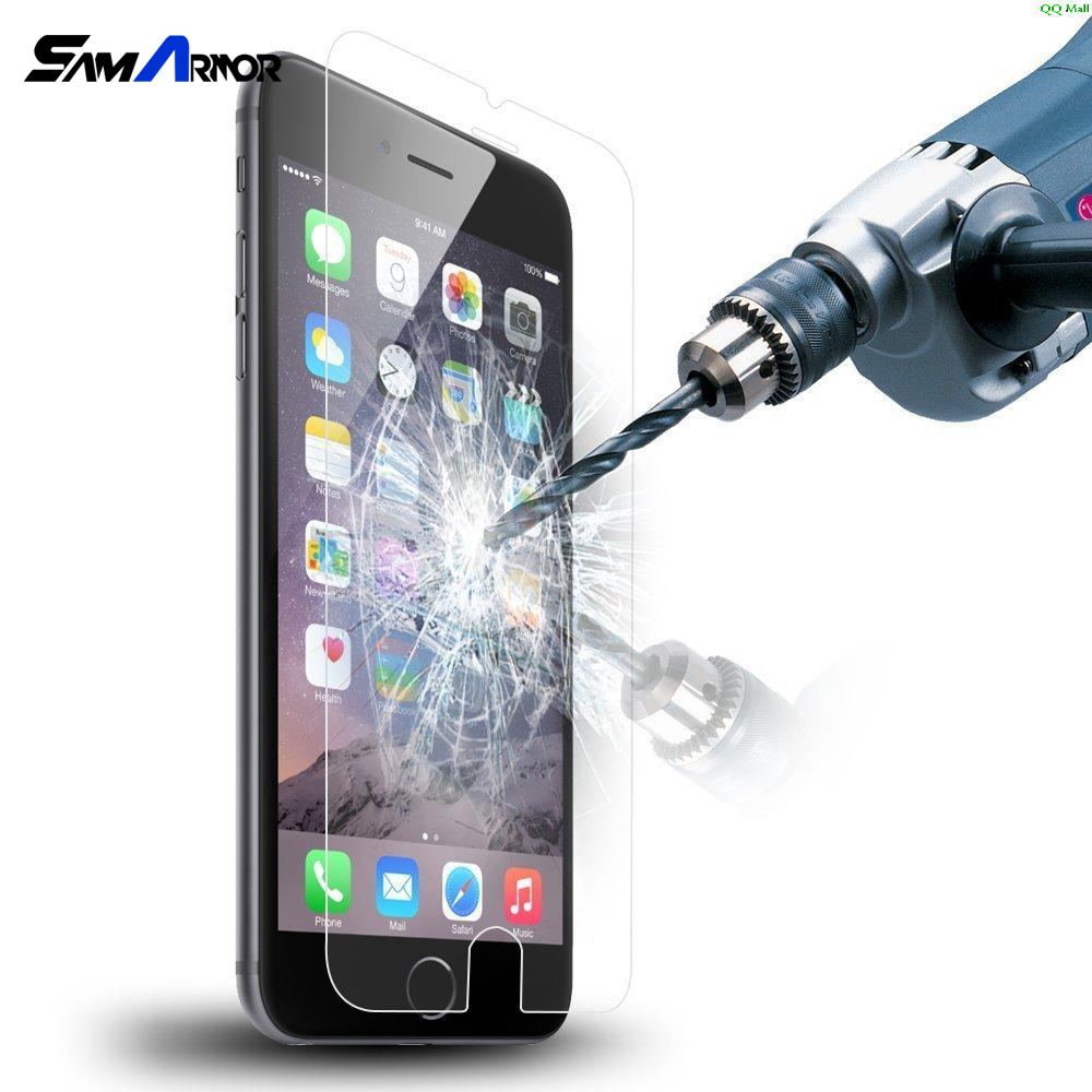 Premium Tempered Glass for iPhone s s c s Plus Screen Protector