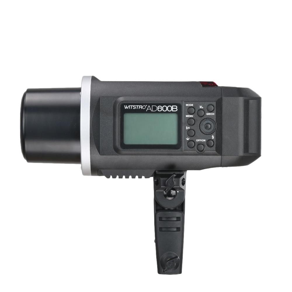 Baru Kedatangan Godox 2.4G sistem X nirkabel AD600B Bowen Mount E-TTL - Kamera dan foto - Foto 2