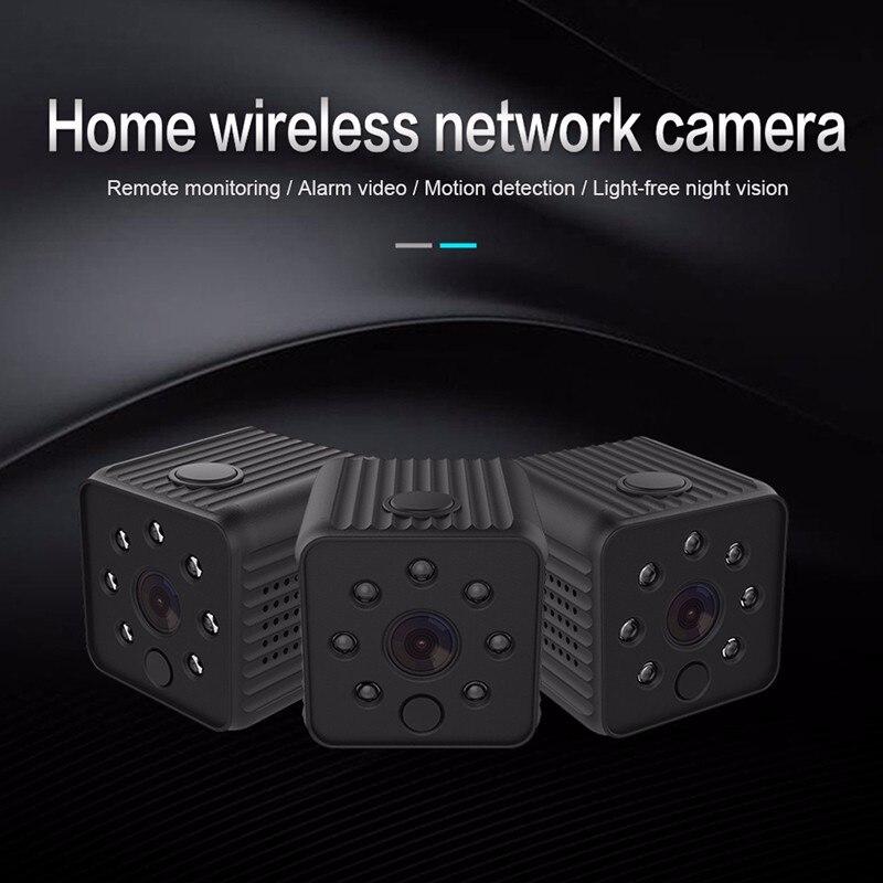 Mini caméra 1080 P capteur Portable caméscope de sécurité petite caméra de Vision nocturne WIFI DV18A ip caméra sans fil Support TFcard