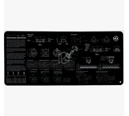 Mechanical keyboard Switch AXIS cherry Mousepad 900 X400X4 mm UNLOCKING Edges Soft/Rubber High quality mouse pad