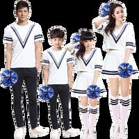 Music Festival Clothing Ballroom Dance Dresses Cheerleading Clothing Cheerleader Clothes