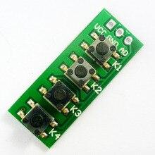AD клавиатура имитирует четыре ключа модуль аналоговая кнопка для Arduino UNO MEGA2560 датчик Плата расширения