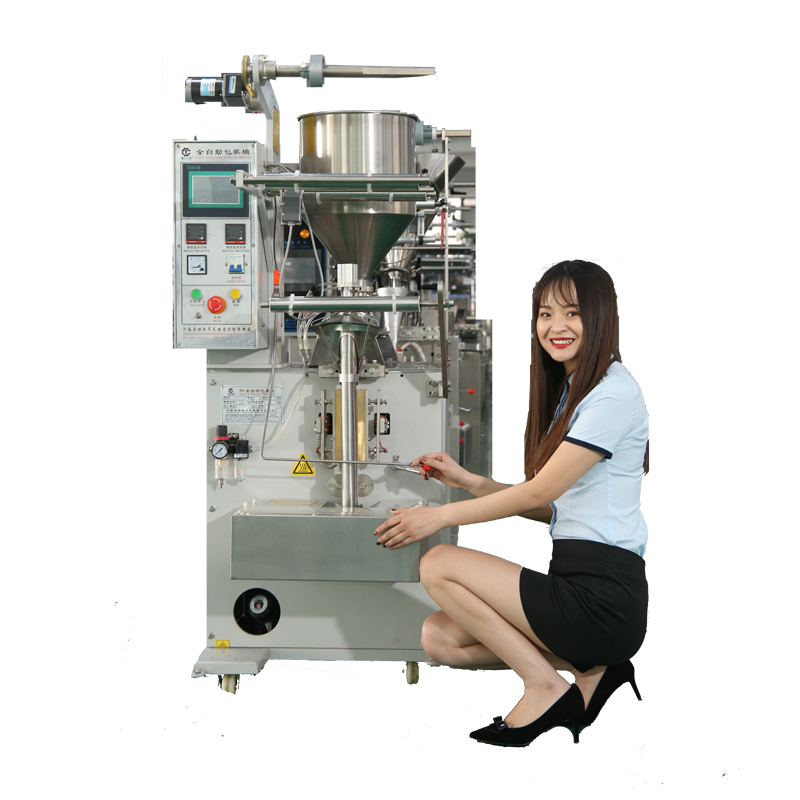 Factory Price Automatic Liquid Packaging Machine Paste Packaging Machine Price