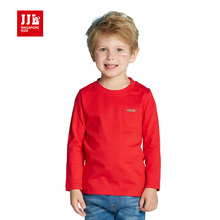 jjlkids boys t shirt long sleeve kids tops boy tshirts children clothing 100 cotton children clothing