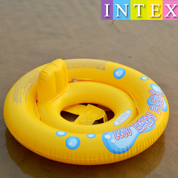Inflatable Baby Swimming Ring