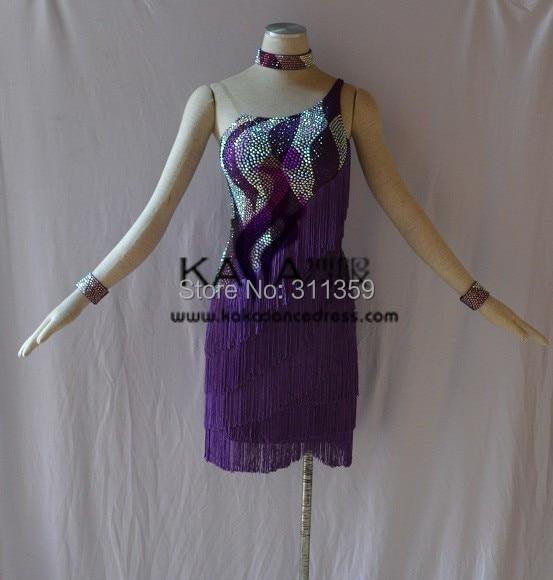 ثوب الرقص اللاتينية! KAKA-L1519 ، ملابس - منتجات جديدة