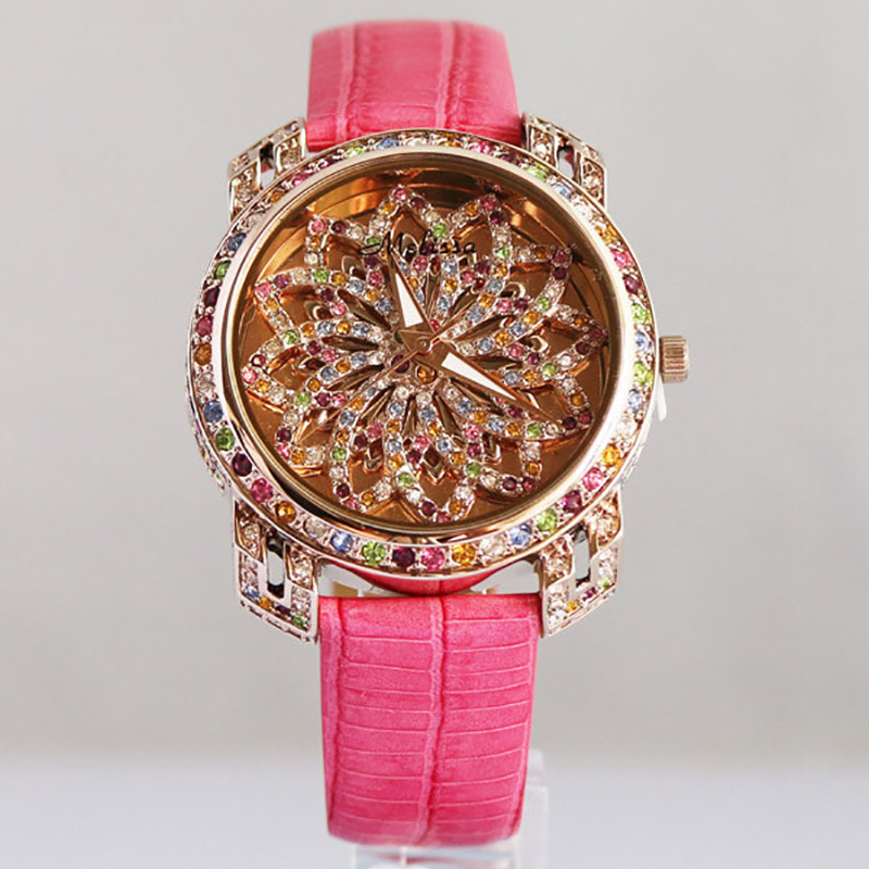 Melissa Genuine Leather Japan Quartz Wrist watch Women Fashion Jewelry Watch Luxury Crystal Flower Watches Analog Montre FemmeMelissa Genuine Leather Japan Quartz Wrist watch Women Fashion Jewelry Watch Luxury Crystal Flower Watches Analog Montre Femme