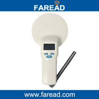 RFID Animal Handheld Reader Low Frequency For Lovestock Management
