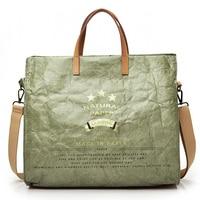Star Women Handbag Shoulder Bag Tyvek Messenger Bag Kraft Paper Ladies Large Capacity Crossbody Fashion luxury handbags 15 434