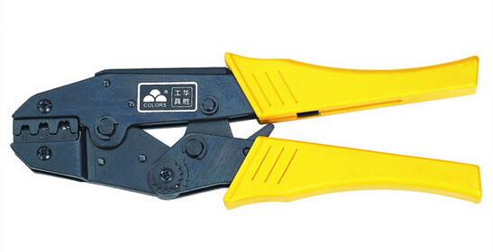 <font><b>HS</b></font>-<font><b>03BC</b></font> wire stripper EUROP STYLE RATCHET crimping tool crimping plier 0.5-6mm2 multi tool image