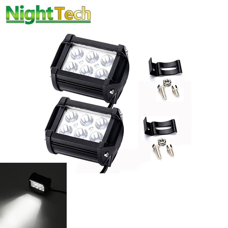 LED Work Light Bar for Offroad Cars 4WD Tractor Boat Trailer 4x4 SUV ATV 12V 24V Led Spotlights LEDS Work Light Driving Light