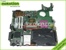 laptop motherboard for toshiba satellite a300 A000032270 DABL5SMB6E0 intel PM965 DDR2 with graphics slot