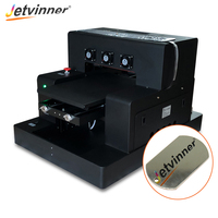 Jetvinner 8 color R2000 Printers A3 Size Automatic UV Printer for Bottle, Phone Covers, Acrylic, Metal, Wood, Glass, Pen, PVC