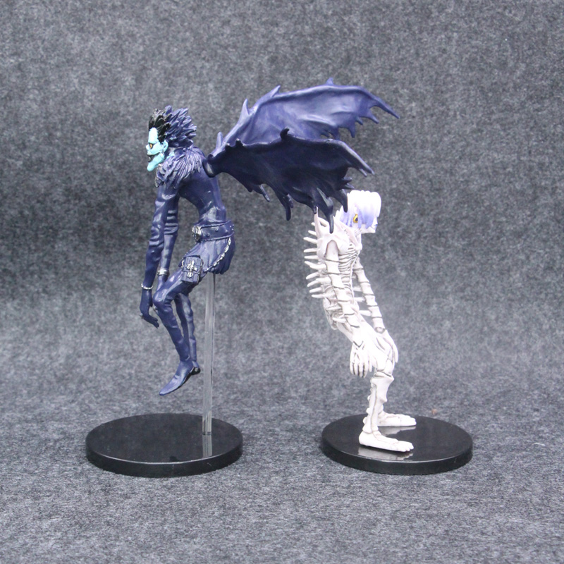 20-23cm Anime Death Note Rem L Killer Ryuuku Ryuk Action Figures Toys