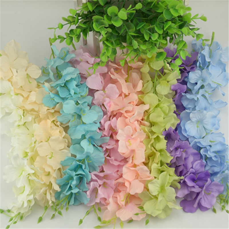 Cheapest Silk Flower Hanging Baskets : Popular silk flower hanging baskets buy cheap
