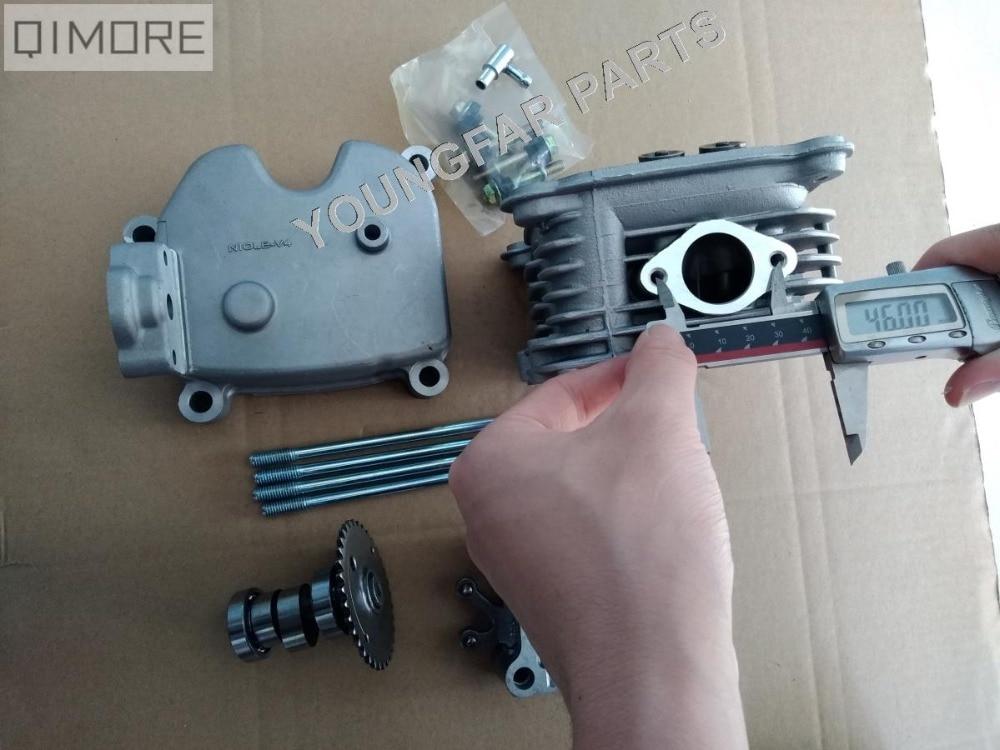 GY6 4V Head Kit size 5