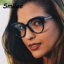 3db86ed3c Óculos de Armação Mulheres Feminino Limpar Prescrição Óculos Armações de  Óculos Olho de Gato 2018 Senhoras Sexy Cateye Eyewear 0.
