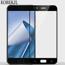 Szkło hartowane dla Asus Zenfone 4 ZE554KL ochraniacz ekranu Asus Zenfone 4 ZE554KL ZE 554KL Asus ZE554KL Z01KD szkło pełna pokrywa